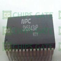 1PCS Audio Multi-function Digital Filter IC NPC DIP-28 SM5843AP