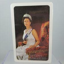 Queen Elizabeth Silver Jubilee 1977 Commorative Bridge Cards Sealed