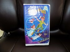 Peter Pan (VHS, 1990) The Classics Black Diamond FREE USA SHIPPING