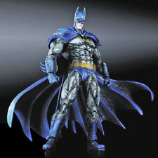 BATMAN ARKHAM CITY PLAY ARTS KAI BATMAN 1970S BATSUIT SKIN ACTION FIGURE