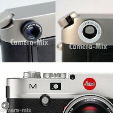 Viewfinder Magnifier 1.25x for Leica Camera M10 ME M9 M8 M7 M6 M4 M3 M240 Black