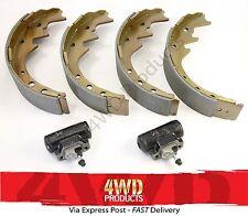 Brake Shoe & Wheel Cylinder SET - Hilux LN46 LN65 (81-88) 4Runner LN60 (84-85)