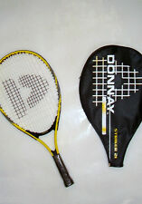 "NEW!!! DONNAY STRIKER 21, 22"" TENNIS RACQUET & COVER 5-7 YEAR OLDS"