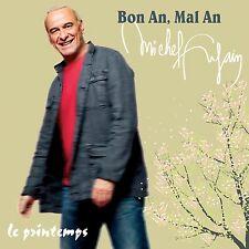 MICHEL FUGAIN - BON AN, MAL AN - LE PRINTEMPS - CD NEUF NEW NEU