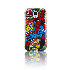 ANYMODE MARVEL HARDCASE CUSTODIA per SAMSUNG GT i9500 GALAXY S4 SPIDERMAN