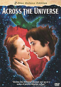 Across the Universe (DVD, 2008, 2-Disc Set-BEATLES MUSIC-FREE SHIPPING IN CANADA