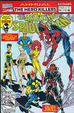 Amazing spiderman ANNUAL # 26 (Guest: New warriors) (usa)