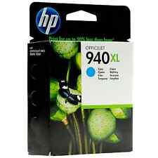 HP 940XL HP940XL CYAN INK C4907A C4907AE PRO 8000 8500