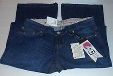 L.E.I. Junior Ashley Trouble Flare Denim Jeans Blue Three (3) NWT