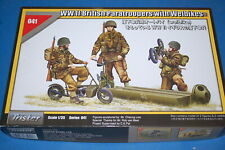 Tristar 041 - WWII British Paratroopersm with Welbikes  scala 1/35