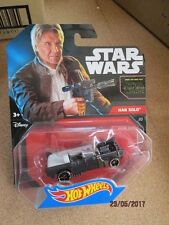 STAR WARS MODEL CAR FOR HAN SOLO FROM THE FORCE AWAKENS NIB