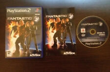 Fantastic Four Los 4 Fantásticos Play Station 2 PS2 PAL