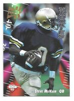 Steve Mcnair Rookie Card 1995 Collector's Edge Rookies 22k Gold Oilers Titans RC