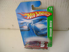 2007 HOT WHEELS TREASURE HUNT T-HUNT EVIL TWIN NEW ON CARD