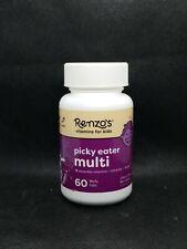 Renzo's® Picky Eater Kids Multi-Vitamins, Cherry Flavor - 60 Melty Tabs, 06/2021