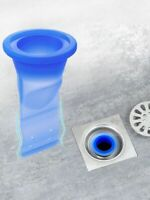 Core Leak Drainer Silicone Bathroom Odor Proof Down Water Pipe Kitchen Sea Tube