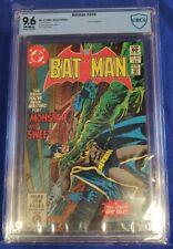 Batman   #344   CBCS    9.6    NM   Poison Ivy App.  2/82 not cgc