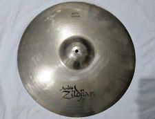 "Zildjian 19"" Rock Crash Cymbal Brilliant Finish"