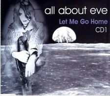 ALL ABOUT EVE Let me go home     RARE 4 TRACK CD NEW - NOT SEALED  CD1