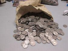 10 Clear Date Buffalo Nickels 1913-1938