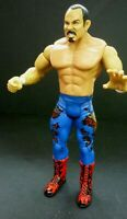 """WWE  Wrestling 7"""" Action Figure Mattel 2003 Chavo Guerrero Red Boots"""