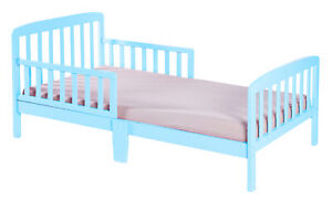 New Bold Tones Classic Wooden Toddler Bed Frame
