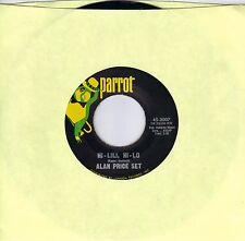 ALAN PRICE SET Hi-LiLi Hi-Lo / Take Me Home rare 45 on Parrot label  THE ANIMALS