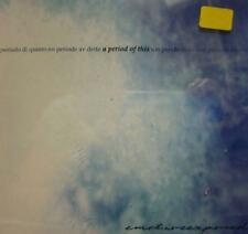Emotive Exposed(CDr Single)A Period Of This-------Very Good/