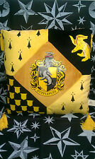 Harry Potter Hufflepuff Pillow Cushion Official Warner Bros Studio London Tour