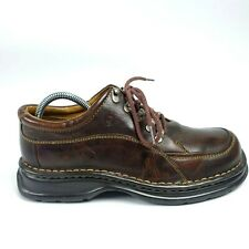 BORN leather Oxfords Men's Size 8/41  Casual Oxford Shoes