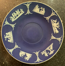 Wedgewood Blue & White Plate 5 1/2�
