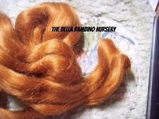 WaVy CaRrOt MoHaiR FoR ReBoRniNg or ScULpTiNg 1/2 OuNcE ~ REBORN / SCULPTING
