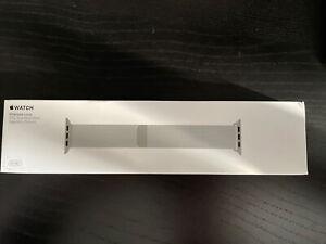 Genuine Apple Watch Stainless Steel Milanese Loop - 42/44mm