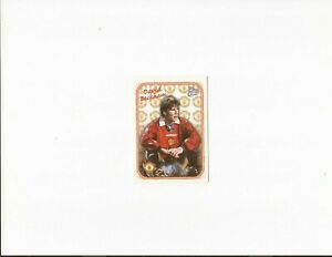 DAVID BECKHAM: FUTERA 1997 ~ RED STUFF ~ SPECIAL EDITION EMBOSSED CARD SE10~MINT