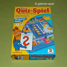 El Quiz-juego con el ratón familias juego a partir de 7 años de puro Knizia 1a top!