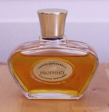 Vintage Prince Matchabelli Prophecy Cologne Perfume 2.0 Fl. Oz. MOSTLY FULL