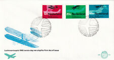 (40188) Netherlands FDC Aviation 1968