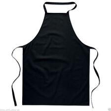 commercial Professional Quality Chef / Cooks / Butchers /BBQ Apron black colour