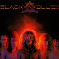 Black N Blue • In Heat CD 1988 Majestic Rock UK 2003  •• NEW ••