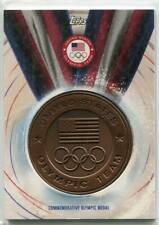 2016 Topps Olympic - US OLYMPIC TEAM - Commemorative Bronze Olympic Medal