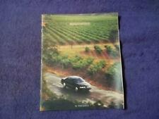1995 OLDSMOBILE CUTLASS SUPREME brochure W/Color chart