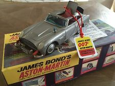 EXCEPTIONAL 1965 A.C.GILBERT JAMES BOND ASTON MARTIN 007 SCHUCO? JOUSTRA? PAYA?