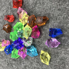 10pcs  Acrylic Diamonds Gems Crystal Rocks for Vase Fillers Party Table Scatter