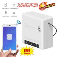 Sonoff MINI-Two Way DIY Smart Switch-APP Remote Control-for Alexa Google Home #