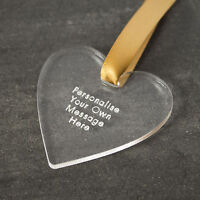 Personalised Gift Tag for Wedding, Anniversary Birthday Congratulations Occasion