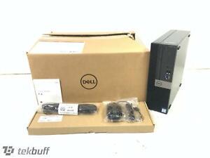 Dell OptiPlex 7070 SFF - i7-9700 3.0GHz 16GB 256GB SSD NVME W10P - R46VK
