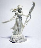 1 x MASUMI DEMON HUNTER - BONES REAPER figurine miniature hero asian rpg 77440
