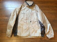 Columbia Mens Xl Packable Jacket No Hood Worn Twice