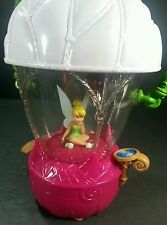 "Disney Tinkerbell Talk and Light up Lantern  9.5"" tall"