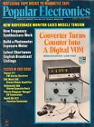 POPULAR ELECTRONICS May 1975 Biofeedback Monitor Transformers Appliance Remote photo